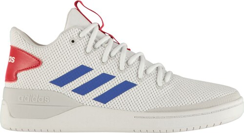 adidas Retro Basketball Trainers Mens White Blue Red - Glami.sk 09d94588489
