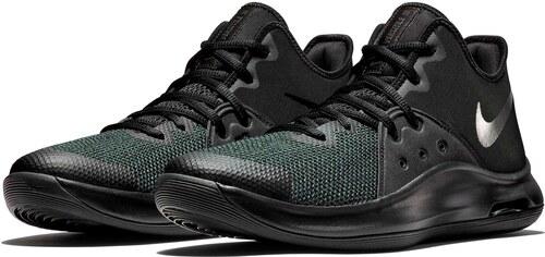 basketbalové boty boty Nike Air Versitile 3 pánské Baskteball  Black Black Gry 45a096bc676