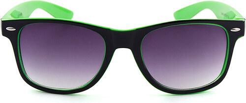 Hipsters Slnečné okuliare Wayfarer Duo Green - Glami.sk d9090549f33