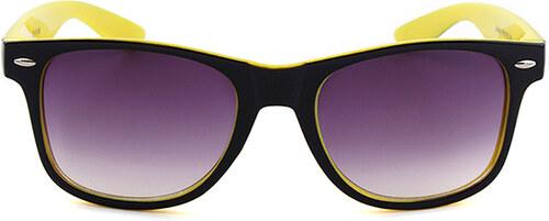 7671e1677 Hipsters Slnečné okuliare Wayfarer Duo Yellow - Glami.sk
