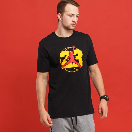 Jordan AJ 13 Jumpman SS Tee čierne - Glami.sk 501698d28f4