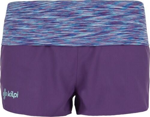 Dámské šortky KILPI ESTELI-W fialová - Glami.cz c15344cc62