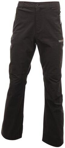 57b19cef6faa Pánske nohavice Regatta Fellwalk II čierná (prodloužená veľkosť) L ...