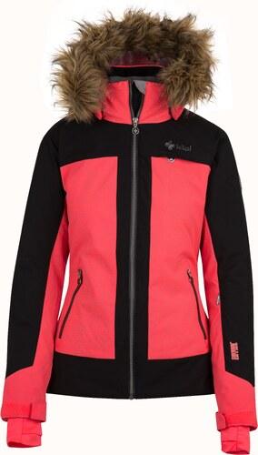 Dámská zimní lyžařská bunda KILPI DARJA-W růžová (kolekce 2018 ... 7344fa95c3b