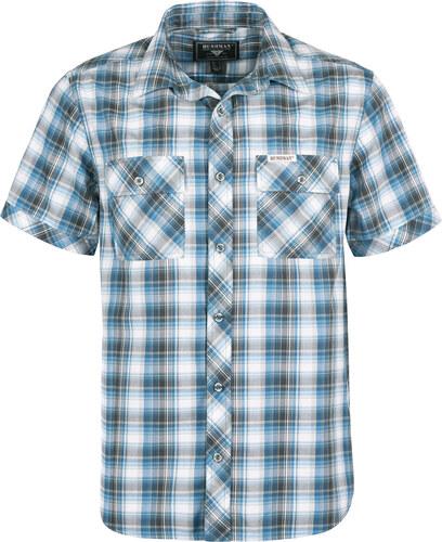 145c3162559 Pánská košile BUSHMAN PAWNEE modrá - Glami.cz