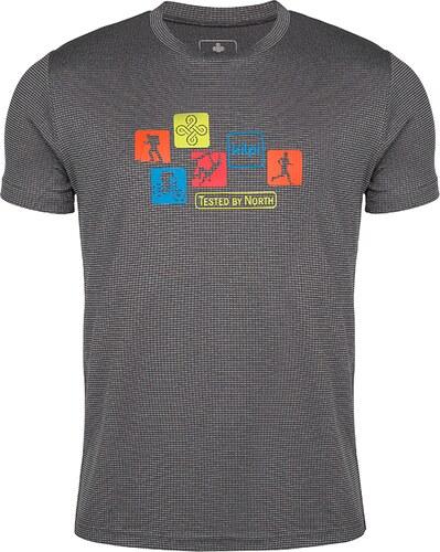 Pánske technické tričko Kilpi GIACINTO-M tmavo sivá (kolekcia 2018) XXL 81b4233aed