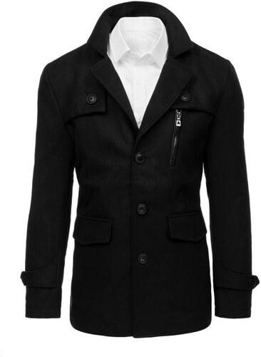 Manstyle Férfi kabát stílusú fekete - Glami.hu 8466b85cdd