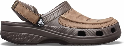 Pánské boty Crocs Yukon Vista Clog hnědá - Glami.cz 74e34200c6c