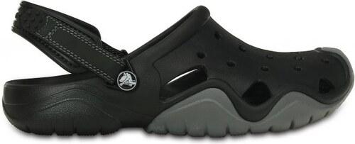 Pánské boty Crocs SWIFTWATER Clog černá šedá - Glami.cz 93170021a4