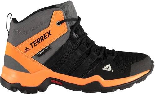 adidas TERREX AX2R Mid Dětská outdoorová obuv - Glami.cz 929c01393c