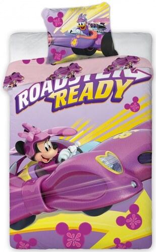 Disney Minnie ágyneműhuzat autós 160x200cm 70x80cm - Glami.hu 10bde1e159