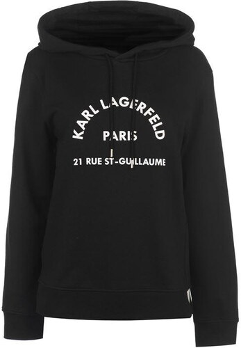 Dámská mikina Karl Lagerfeld - Glami.cz c098d4edfd7