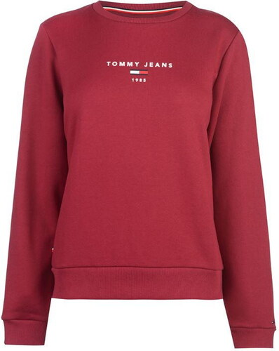 Tommy Hilfiger Dámská mikina Tommy Jeans - Glami.cz 29b3576e16b