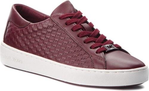 7bb19c9e567 Sneakersy MICHAEL MICHAEL KORS - Colby Sneaker 43R5COFP2L Oxblood ...