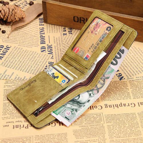 8d954362d7 Baellerry pánska peňaženka Emerson čierna - Glami.sk