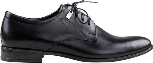 516991670c Duo Men Pánske spoločenské topánky Giorgio čierne - Glami.sk
