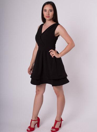 d215221f8c66 MODA ITALIA Dámske čierne spoločenské šaty - Glami.sk