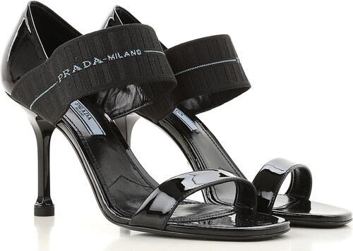 69c3fca900 -25% Prada Sandály pro ženy Ve výprodeji