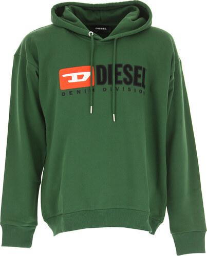 -16% Diesel Mikina pro muže Ve výprodeji bad5d6c0677