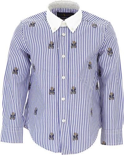 Ralph Lauren Dětské košile pro chlapce Ve výprodeji 46b97bb4b8