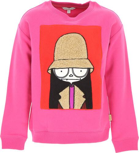 Marc Jacobs Dětské mikiny s kapucí   mikiny pro holky Ve výprodeji ... ef5fe0b68d
