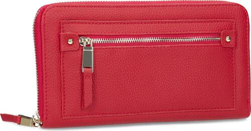 Baťa Dámska červená peňaženka so zipsom - Glami.sk a09fad19219