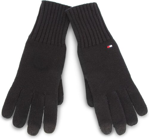 af240752aec Dámské rukavice TOMMY HILFIGER - Soft Knit Gloves AW0AW05965 002 ...