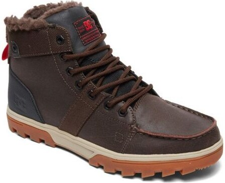 DC Shoes Boty DC Woodland brown green black - Glami.cz 737f3b5f62