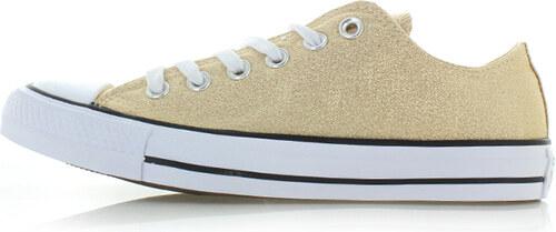 -40% Converse Dámske zlaté nízke tenisky Chuck Taylor All Star Precious  Metals 26a180fae9