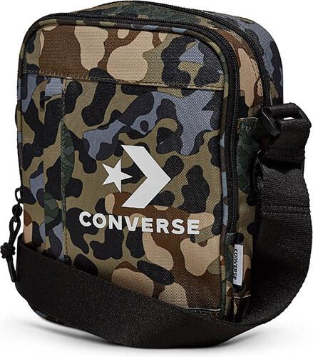 Converse Hnědo-černá taška Cross Body - Glami.cz 8e830648de