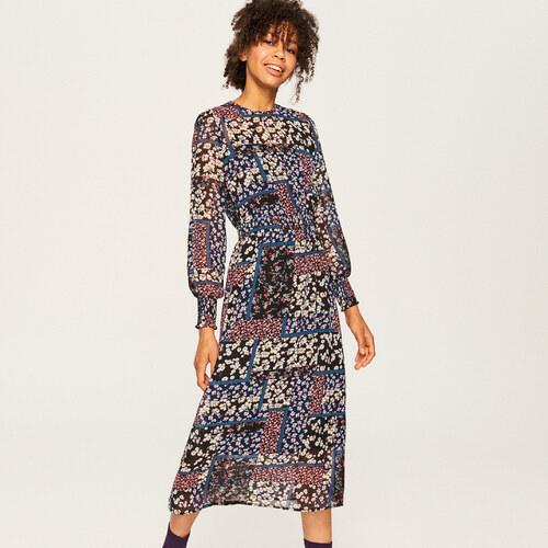 5a29914aee Reserved - Virágos ruha - Többszínű - Glami.hu