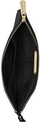 7927d67fce Michael Kors Elegantnej kožené listová kabelka Studio Mercer Large Zip  Clutch