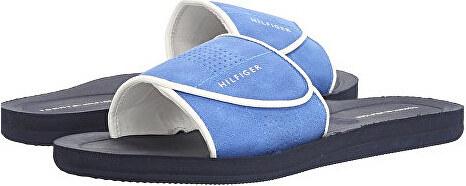 b0eb24fb25a6 Tommy Hilfiger Elegantná dámske papuče Womens Maniac Blue - Glami.sk