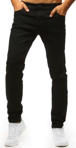 Manstyle Pánske jeans nohavice STYLE čierne - Glami.sk 9cea846ed7