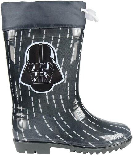 Disney Brand Chlapčenské gumáky Star Wars - čierne - Glami.sk f9c35be74aa