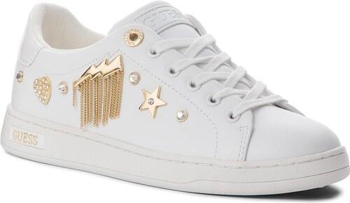 Sneakersy GUESS - FLCIT4 ELE12 WHITE - Glami.cz 00f9c7f582
