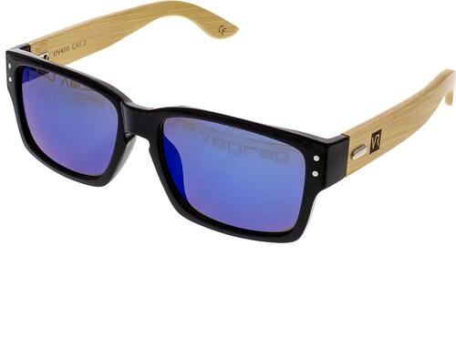 cc339ad65 VeyRey drevené slnečné okuliare Fig modré sklá - Glami.sk