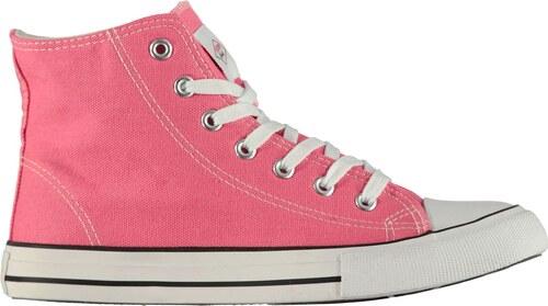 Tenisky Lee Cooper Canvas Hi Top Shoes Ladies - Glami.sk 302937ecbb2