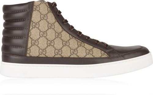 Tenisky Gucci Common High Gg Trainers - Glami.cz 5df583b7d0c