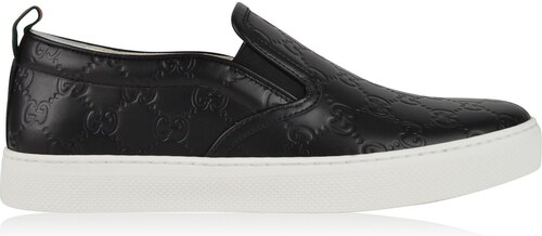 Tenisky Gucci Dublin Embossed Trainers - Glami.cz 65193f13fac
