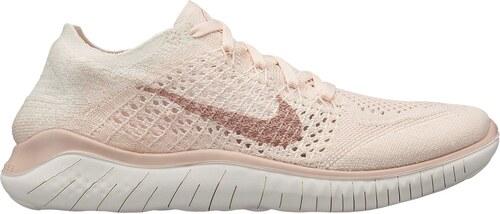 0b510a8055 Nike Free RN Flyknit 2018 dámské běžecké boty Pink - Glami.cz