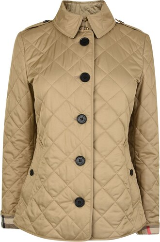 51490a3f3 Bunda Burberry Quilted Jacket - Glami.sk