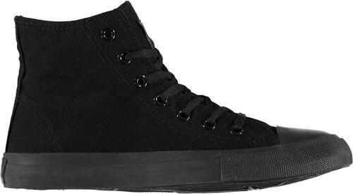 Lee Cooper Plátěnky Hi Top Shoes Pánské - Glami.sk 99fdd580f16