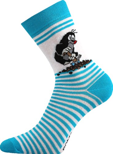 Detské ponožky Boma Krtko Tyrkys - Glami.sk abeb277236