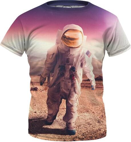 cf7153211 Dedoles Detské tričko First In Space - Glami.sk