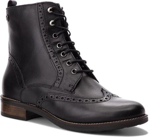 95ebb631ee85f Členková obuv TAMARIS - 1-25126-21 Black 001 - Glami.sk