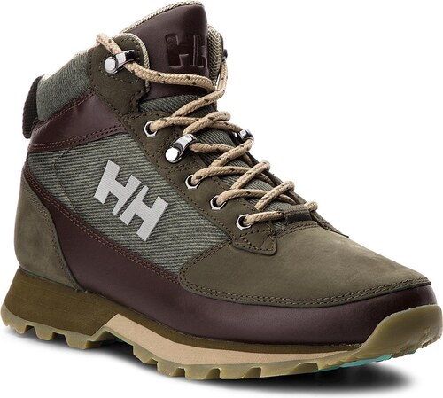 Bakancs HELLY HANSEN - W Chilcotin 114-28.489 Forest Night Warm  Espresso Ivy Green 8d5c90e204