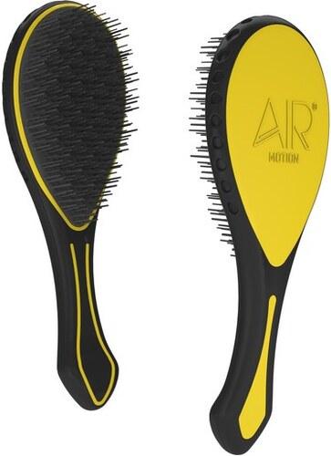 fb869b74e3e Air Motion brush kartáč na vlasy Žlutý - Glami.cz