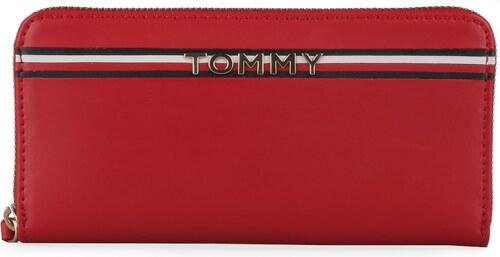 Tommy Hilfiger Dámská kožená peněženka Corp AW0AW05755 - Glami.cz 5acc80f3b2