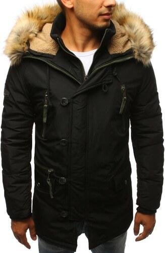 b7eb69b126 Téli fekete parka kabát - Glami.hu